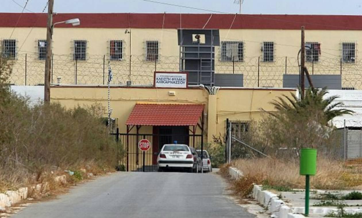 Άγρια συμπλοκή κρατουμένων στις φυλακές της Αλικαρνασσού