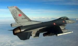 Νέες παραβιάσεις από οπλισμένα τουρκικά αεροσκάφη στο Αιγαίο