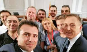 Ο Ζάεφ μίλησε για «μακεδονικό» στρατό – Τι απαντά το ελληνικό ΥΠΕΞ