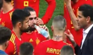 Μουντιάλ 2018: Ο Ντιέγο Κόστα την... είπε στον Ιέρο για το χαμένο πέναλτι του Κόκε! (video)