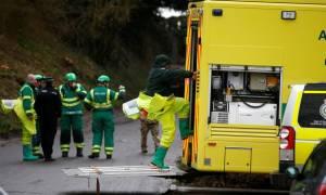 Βρετανία: Με Νοβιτσόκ δηλητηριάστηκε το ζευγάρι που βρέθηκε αναίσθητο στο Γουίλτσιρ