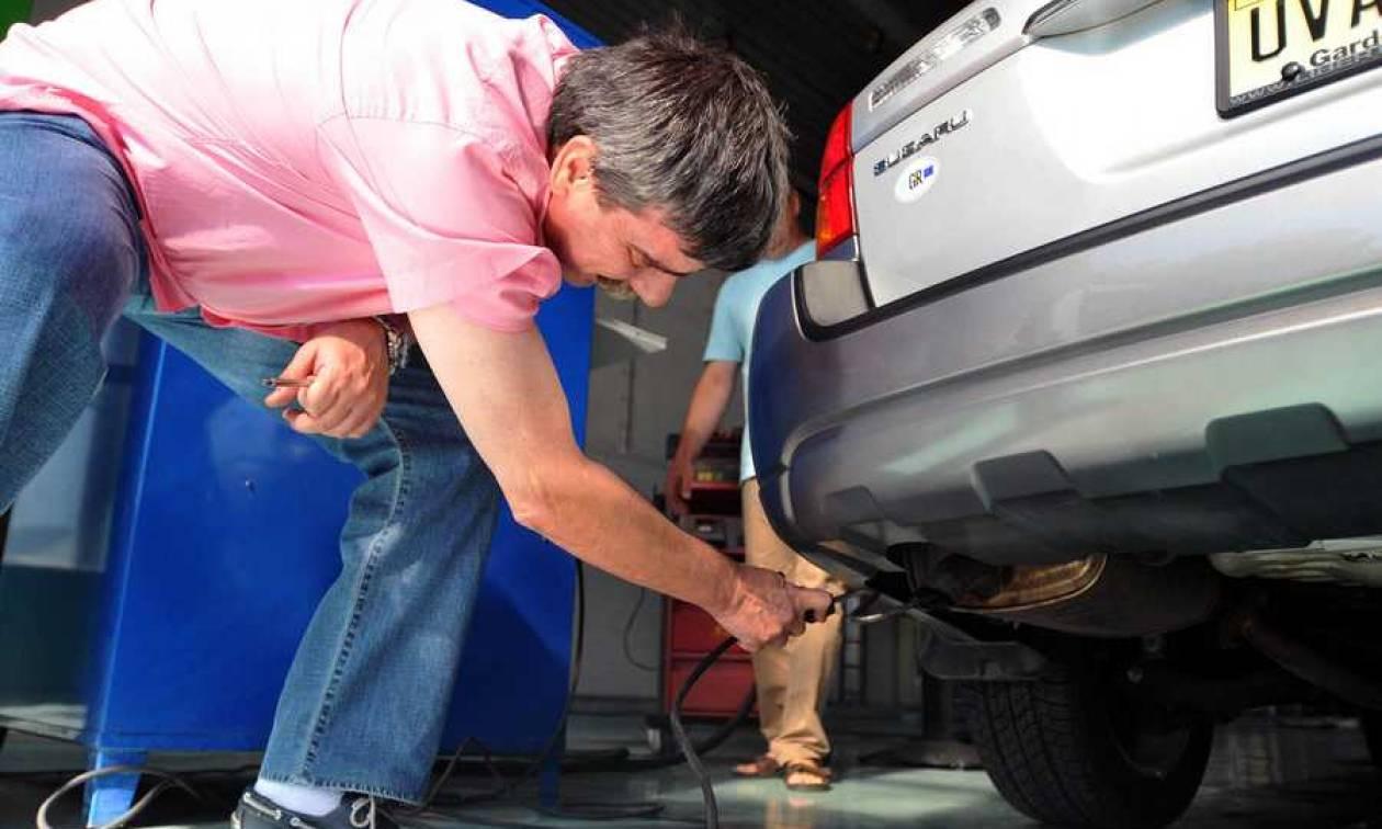 ΚΤΕΟ: Αλλαγές τους ελέγχους των οχημάτων - Δείτε τι ισχύει (vid)