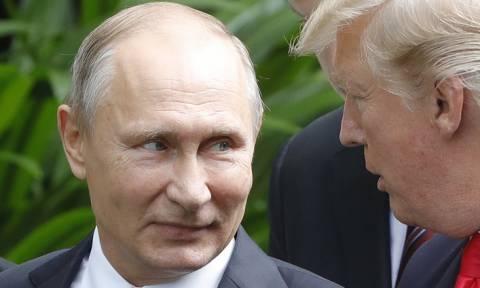Путин направил поздравление Трампу с Днем независимости США