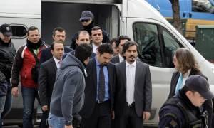 Πολιτικό άσυλο και σε τρίτο από τους οκτώ Τούρκους αξιωματικούς