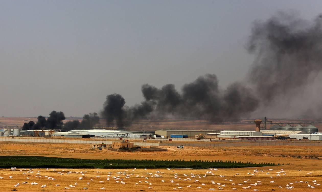 Συρία: Σφοδρή επίθεση κατά θέσεων ανταρτών στη Ντεράα