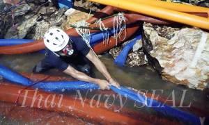 Ταϊλάνδη: Αυτά είναι τα σχέδια απεγκλωβισμού των παιδιών - Το μήνυμά τους μέσα από τη σπηλιά (vid)