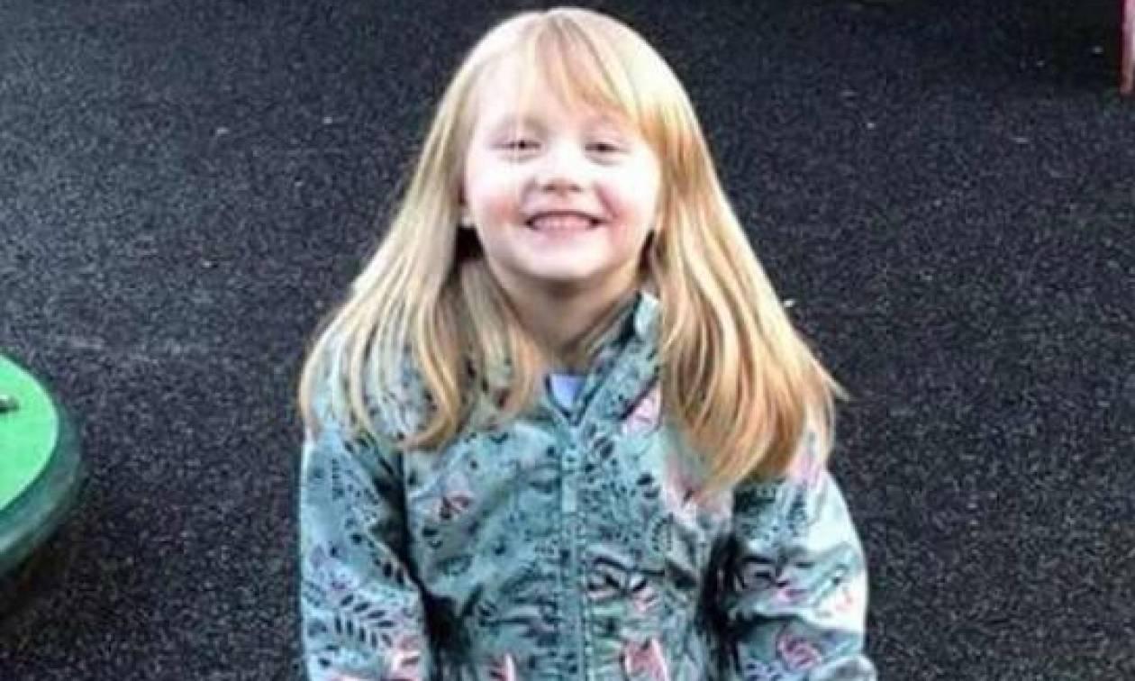 Σύλληψη 16χρονου για τη δολοφονία 6χρονου κοριτσιού στη Σκωτία