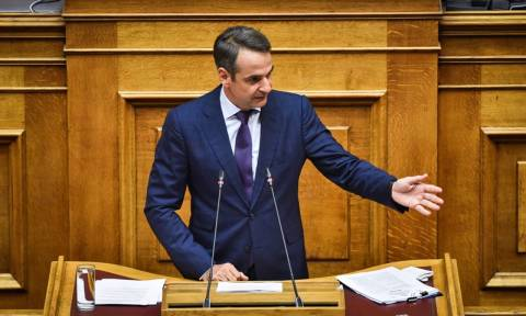 Greece has entered pre-elections period, claims ND leader Mitsotakis