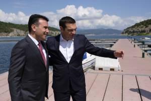 Ζάεφ: Οι βλέψεις προς την Ελλάδα είναι μόνο… τουριστικές (vid)