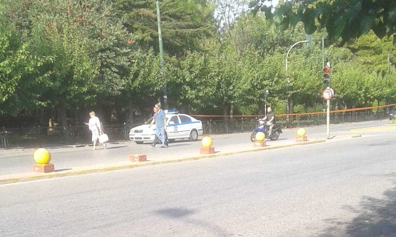 Ευελπίδων: Χωρίς εκρηκτική ύλη το «ύποπτο πακέτο» που εντοπίστηκε στα δικαστήρια
