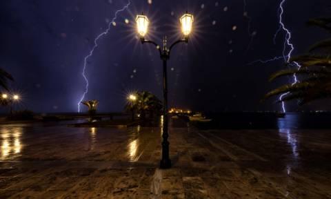 Έκτακτο δελτίο επιδείνωσης του καιρού - Έρχονται βροχές, καταιγίδες και χαλαζοπτώσεις