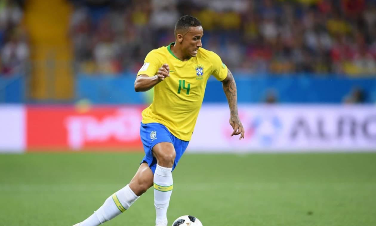 Μουντιάλ 2018: Πλήγμα με Ντανίλο στη Βραζιλία!