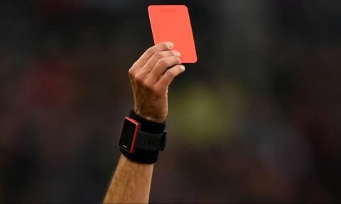 Ποδόσφαιρο: Οι 15 χειρότερες αντιδράσεις όταν δεις κόκκινη κάρτα (vid)