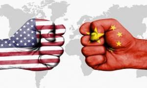 Κλιμακώνεται ο εμπορικός πόλεμος: Η Κίνα προσέφυγε κατά των ΗΠΑ στον Παγκόσμιο Οργανισμό Εμπορίου