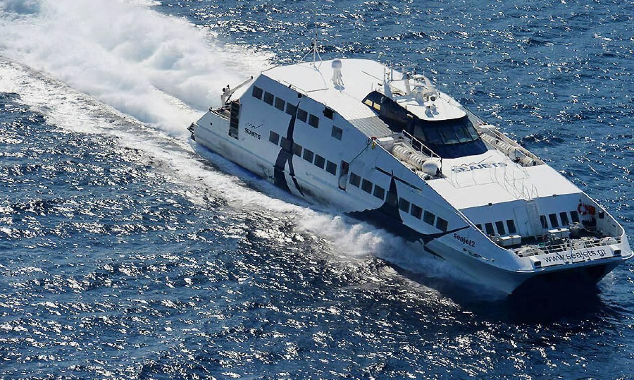 Η SEAJETS τοποθετείται σχετικά με την κλήση παροχής εξηγήσεων του πλοιάρχου του ΣΗ ΤΖΕΤ 2