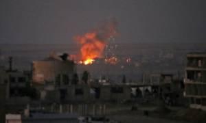Ο τρόμος του ISIS επέστρεψε: 18 νεκροί από έκρηξη παγιδευμένου αυτοκινήτου στην έδρα του στρατού