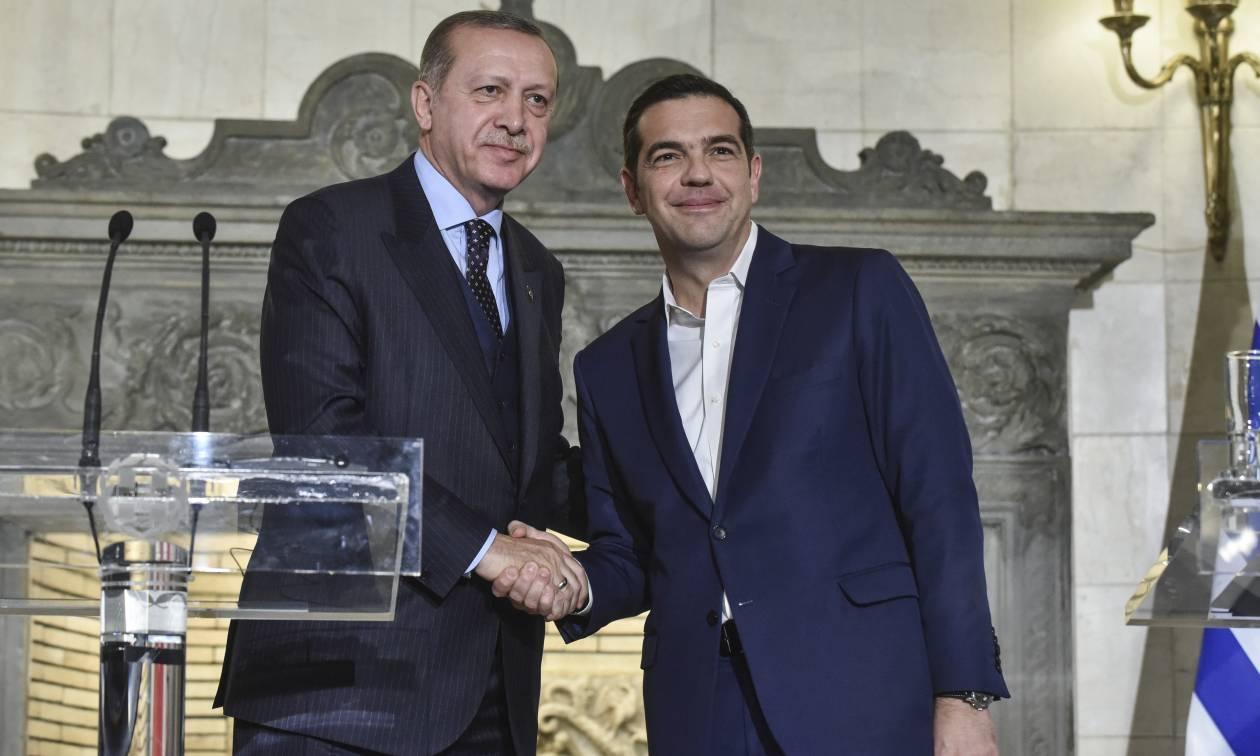 Εβδομάδα – «φωτιά» για Τσίπρα: «Κλείνει» με συνάντηση Ερντογάν