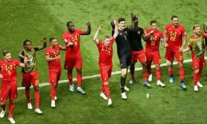 Παγκόσμιο Κύπελλο Ποδοσφαίρου 2018: «Διαβολεμένο» Βέλγιο και σοκ για Βραζιλία!