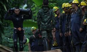 Ταϊλάνδη: Αδειάζει η «κλεψύδρα» για τη διάσωση των παιδιών - Η έλλειψη οξυγόνου θα κρίνει την έκβαση