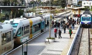 Ταλαιπωρία διαρκείας για το επιβατικό κοινό - Απεργία σε τρένα και προαστιακό
