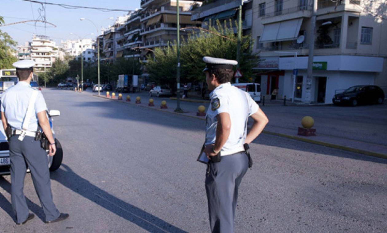 Κυκλοφοριακές ρυθμίσεις σήμερα στην Αθήνα λόγω αγώνα δρόμου