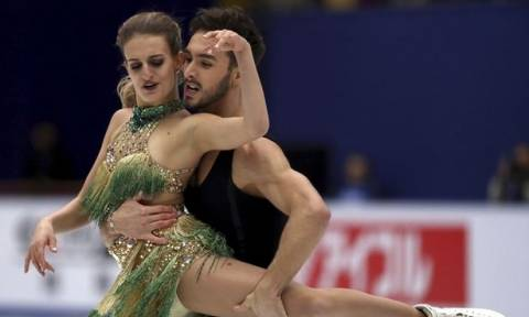 World champion figure skater Gabriella Papadakis: Going for gold in the next Olympics
