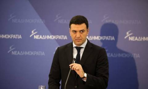 ND wants elections right now, Kikilias says