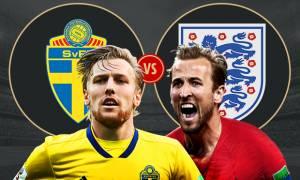 Μουντιάλ 2018: «Μπύρες στον αέρα» - Οι έξαλλοι πανηγυρισμοί των Άγγλων στα γκολ κατά της Σουηδίας