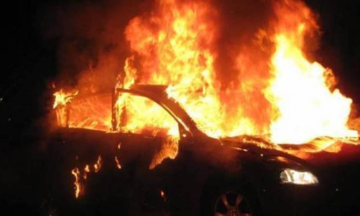 Τραγωδία στην Εθνική Οδό: Οδηγός απανθρακώθηκε στο αυτοκίνητό του