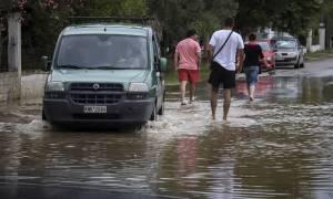 Η κακοκαιρία «έπνιξε» Θεσσαλονίκη και Βόλο: Πλημμύρες, εγκλωβισμοί και καταστροφές