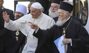 Πάπας Φραγκίσκος: Η Μέση Ανατολή φωνάζει ενώ άλλοι την καταπατούν αναζητώντας δύναμη και πλούτο