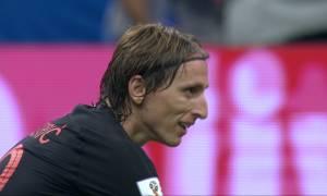 Μουντιάλ 2018 - Ρωσία vs Κροατία: Οι καλύτερες στιγμές του «μάγου» Μόντριτς