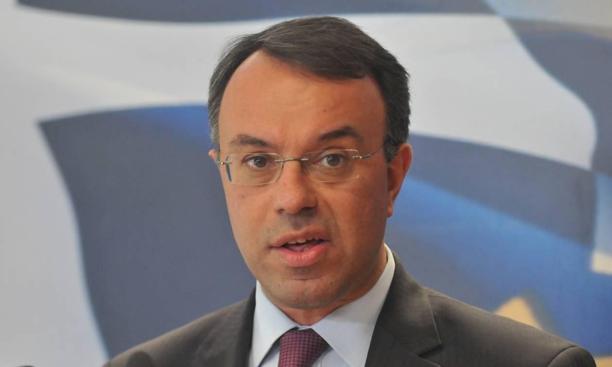 Σταϊκούρας: «Πρωθυπουργός υπό προθεσμία ο Τσίπρας»