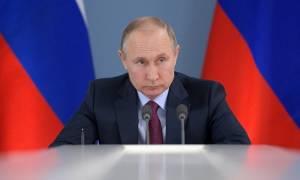 Μουντιάλ 2018: Έτσι αντέδρασε ο Πούτιν στον αποκλεισμό της εθνικής Ρωσίας