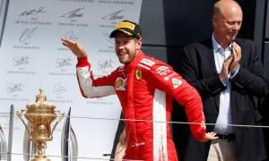 Formula 1: Νίκη του Σεμπάστιαν Φέτελ στο «επεισοδιακό» Σίλβερστοουν (pics)