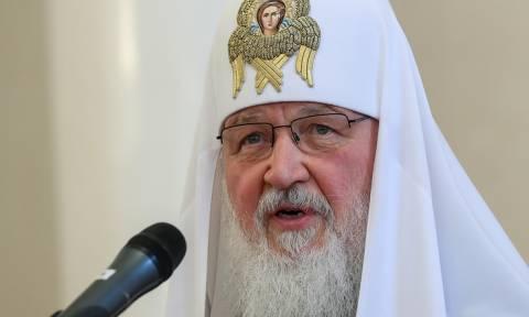 Патриарх Кирилл назвал любовь самым возвышенным и великим чувством