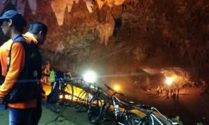 Ταϊλάνδη: Παγκόσμια αγωνία για τους 9 εγκλωβισμένους στο σπήλαιο - Άρχισε η νέα επιχείρηση διάσωσης