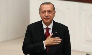 Τουρκία: Ο Ρετζέπ Ταγίπ Ερντογάν ορκίστηκε «σουλτάνος» (vids+pics)