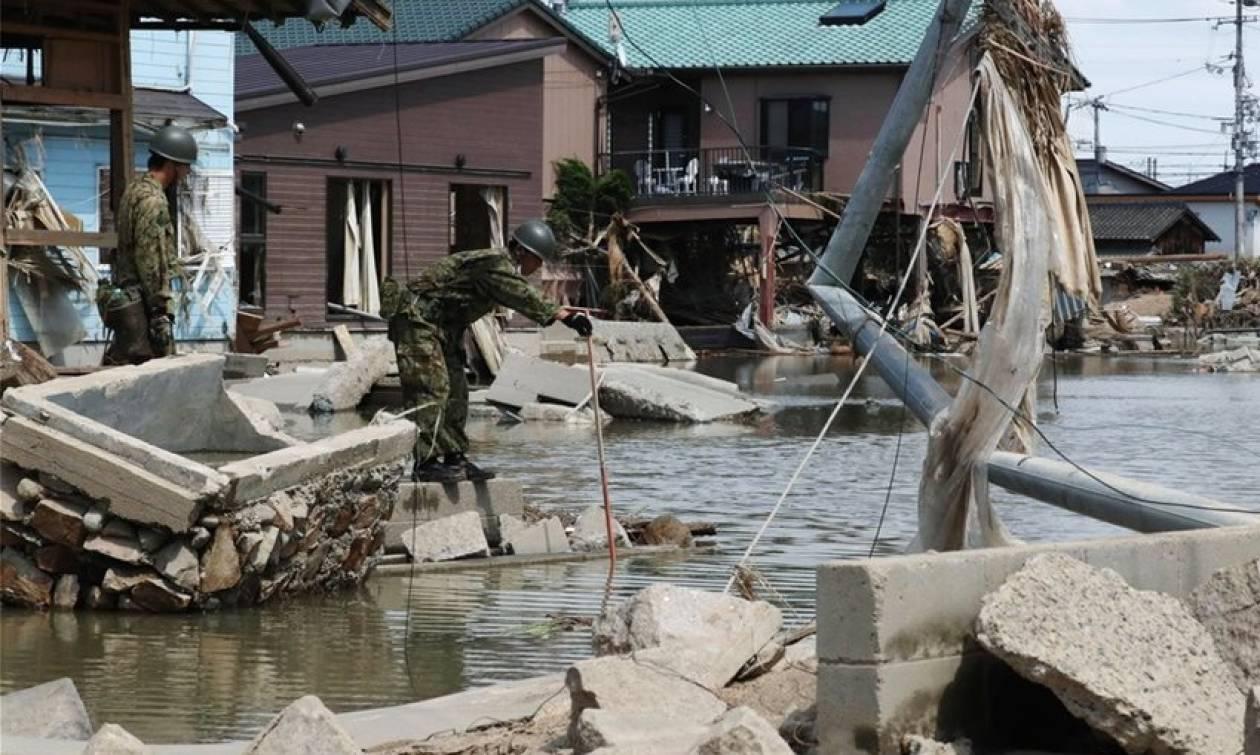 Ιαπωνία: Βιβλική καταστροφή με 112 νεκρούς και δεκάδες αγνοούμενους (vids+pics)