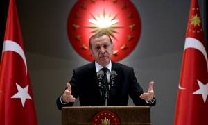 Άρχισε κιόλας τα «δικά» του ο Ερντογάν: Προαγωγή – σκάνδαλο στον γαμπρό του
