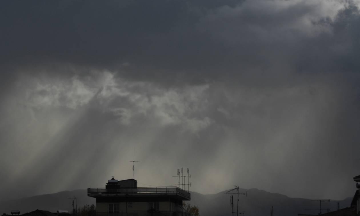 Άστατος ο καιρός σήμερα - Έρχονται ξανά βροχές και καταιγίδες