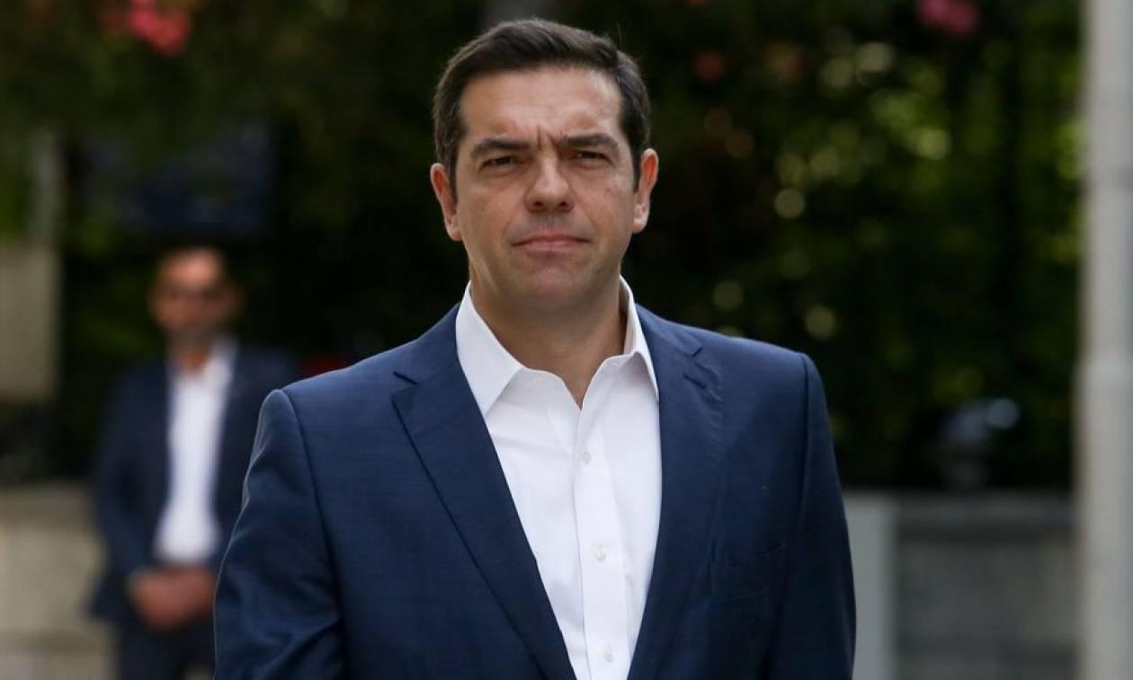 Στο Λονδίνο ο Αλέξης Τσίπρας για τη Σύνοδο των Δυτικών Βαλκανίων