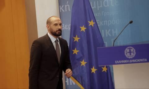 Τζανακόπουλος για Έλληνες στρατιωτικούς: Εξαντλούμε ό,τι μέσα έχουμε για την απελευθέρωσή τους