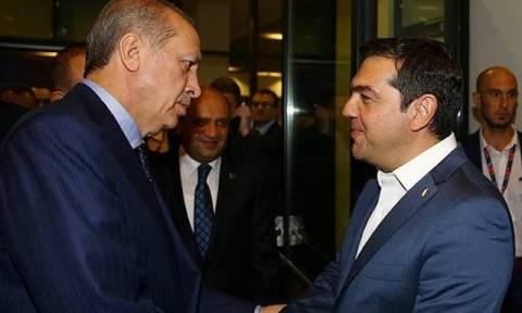 Ципрас отказался встречаться с Эрдоганом
