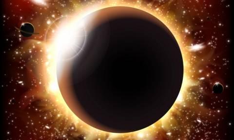 Ήρθε η ώρα της ηλιακής έκλειψης