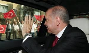 Реджеп Тайип Эрдоган провеет поездку на оккупированную часть Кипра