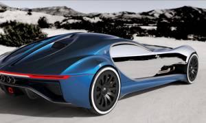 Τι αμαξάρα έβγαλε η Bugatti!