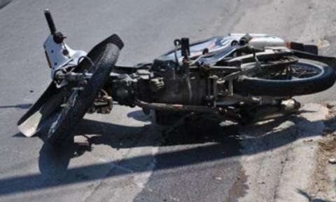 Τραγωδία στην Αμαλιάδα: Νεκρός μοτοσικλετιστής που έπεσε από γέφυρα