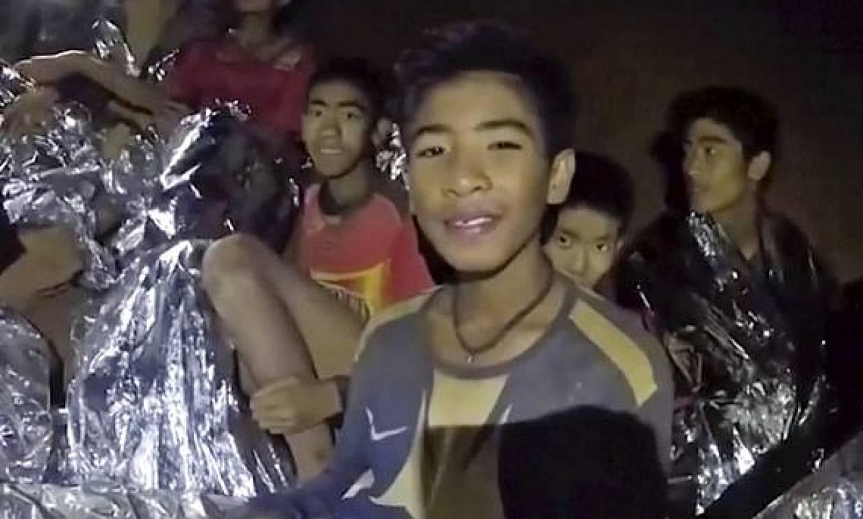 Ταϊλάνδη: Χολιγουντιανοί παραγωγοί στο σημείο που απεγκλωβίστηκαν τα παιδιά - Ετοιμάζουν ταινία
