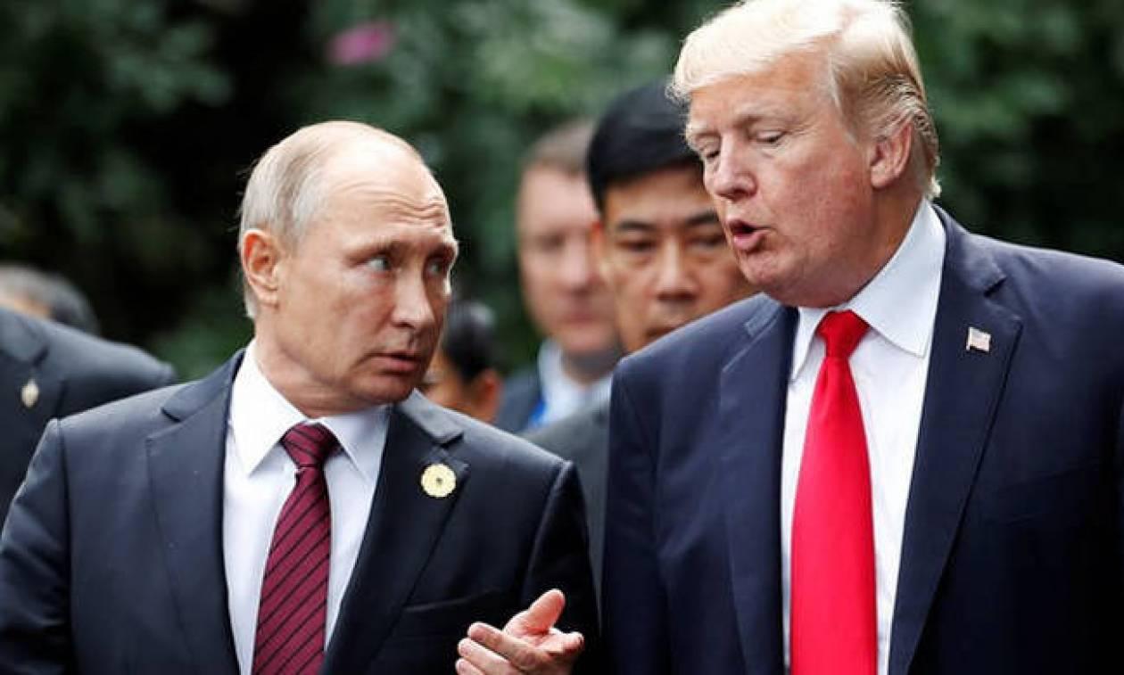 Τραμπ: «Η συνάντηση με τον Πούτιν θα είναι πιο εύκολη από τη σύνοδο του ΝΑΤΟ»